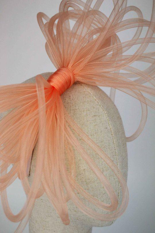 c488ce798 Bolso de fiesta Organza Rosa - La Sombrerera